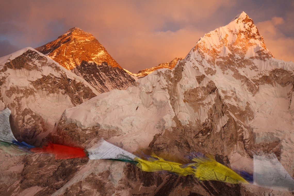 best views of everest from kala Pattar