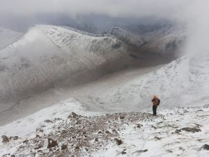 Winter in Glen Coe