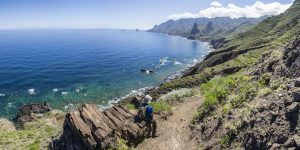 Best hikes in Tenerife coastal hikes