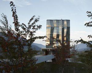 The Playtower at Swarovski Crystal worlds