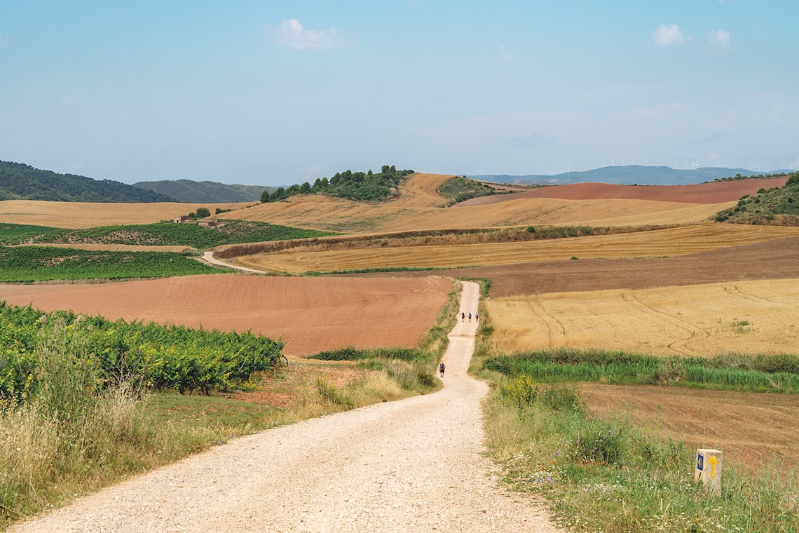 How to hike the camino de santiago