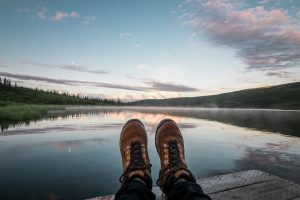 How to clean and re-proof your hiking boots
