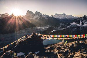 best views of Everest from Gokyo Ri