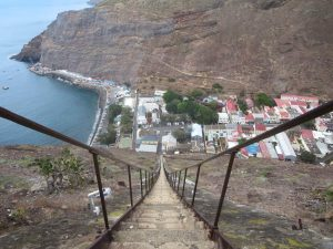Jacob's Ladder in St Helena