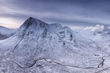 winter in Glen Coe