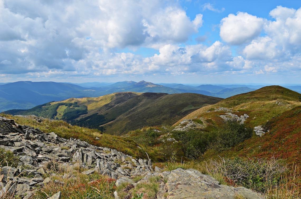 Bieszczady National Park -