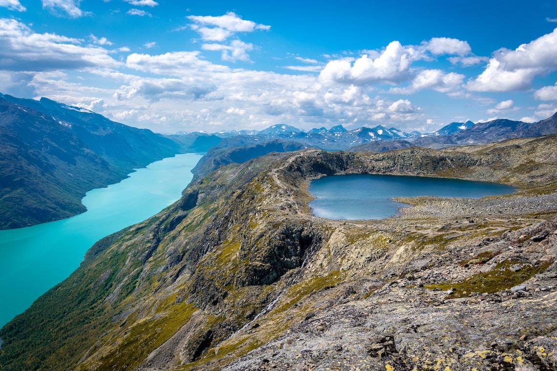 Besseggen ridge - Norway