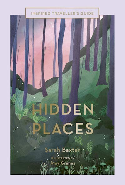 Hidden Places - best adventure travel books