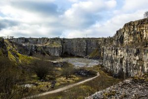 horseshoe quarry