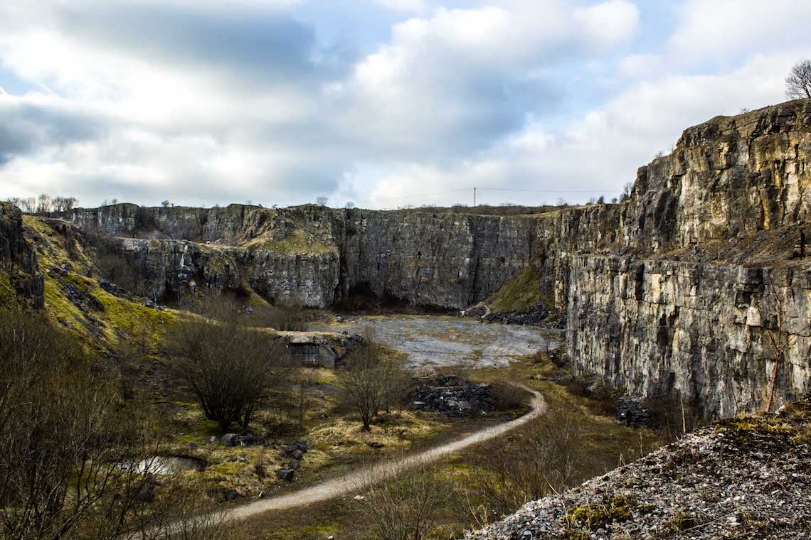 horseshoe quarry