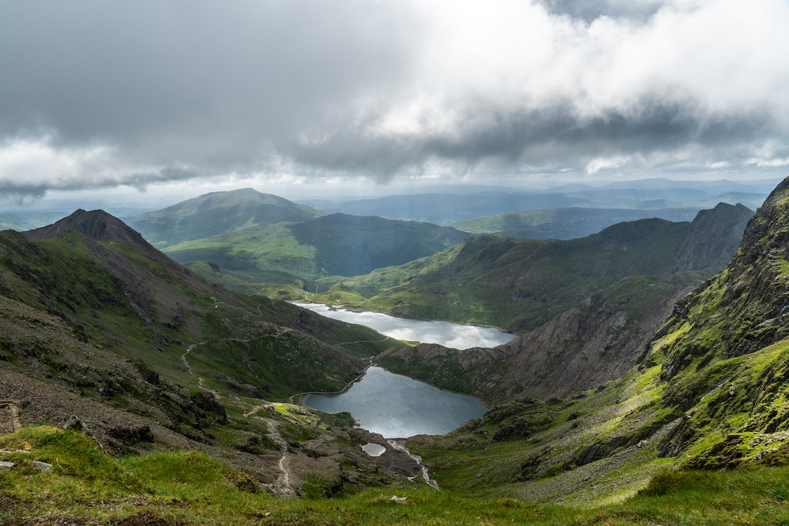 The Miner's Track snowdonia guide to snowdon routes