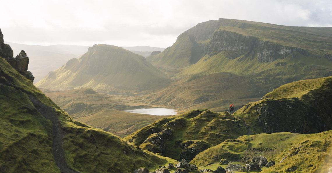 Skye Trail landscape