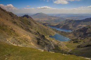Snowdonia National Park - most beautiful National Parks in Europe