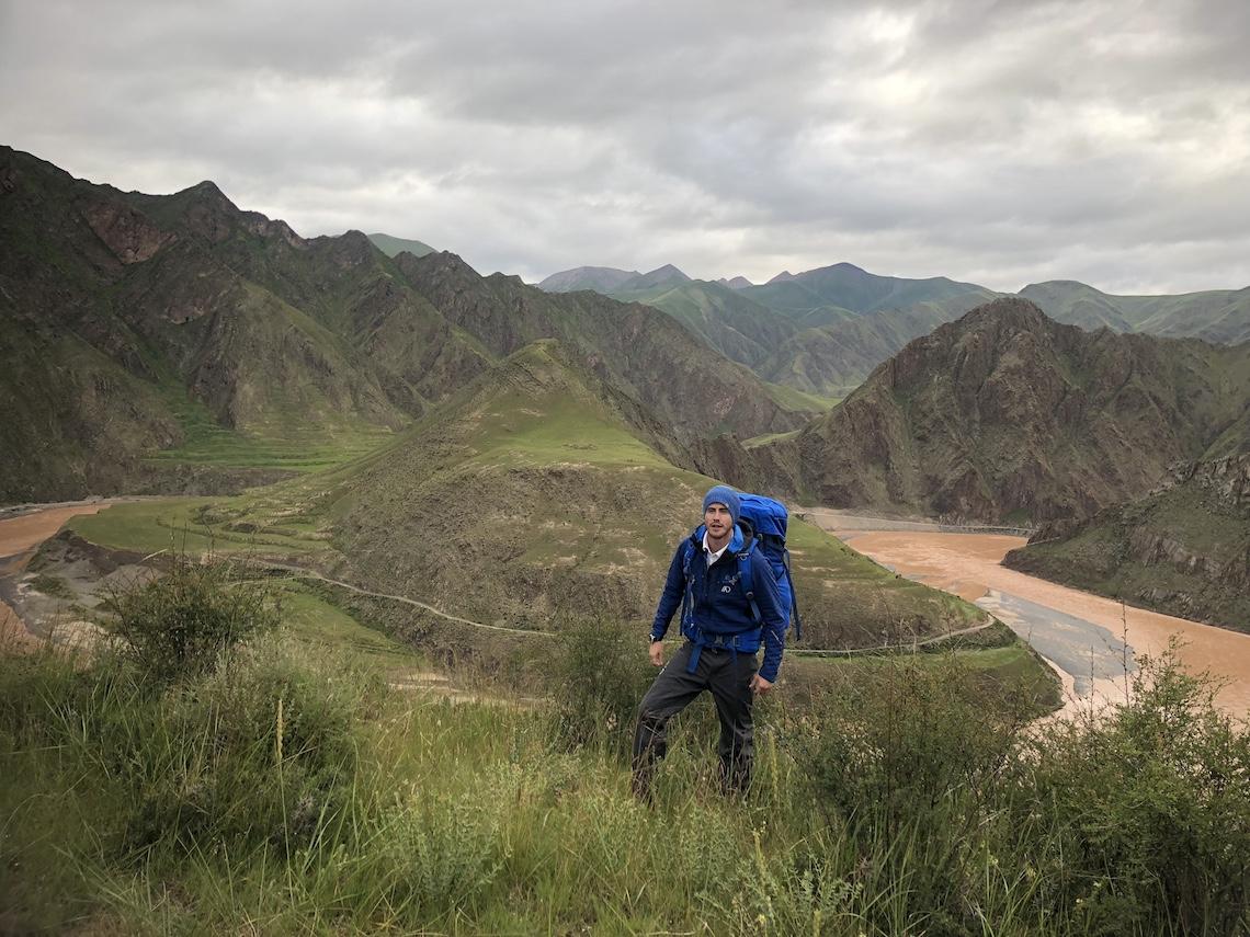 River Ash Dykes Mission Yangtze