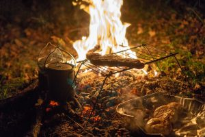 Bushcraft fire adventures to have at home