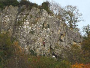 Castlebergh Crag, Yorkshire