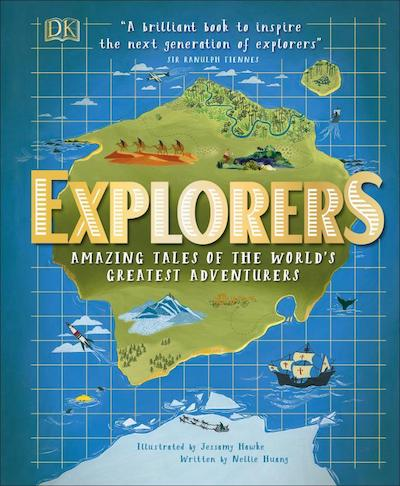Explorers best adventure travel books