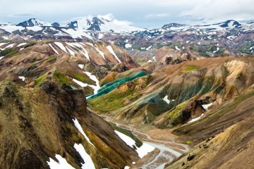 Fjallabak Nature Reserve: Iceland's most beautiful hiking destination