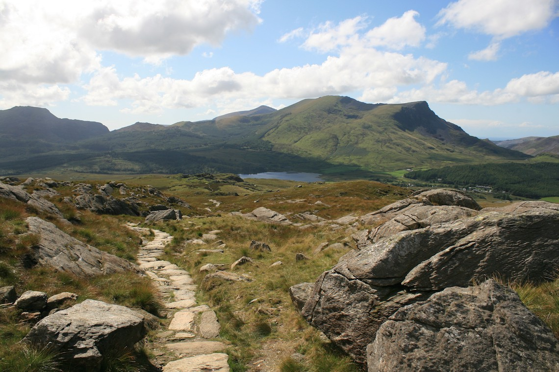 Rhyd Ddu Path best snowdon routes