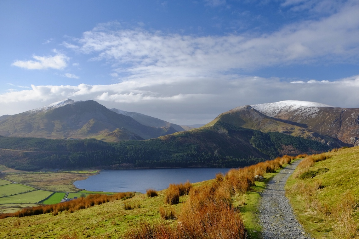 Snowdon Ranger Path - guide to snowdon routes