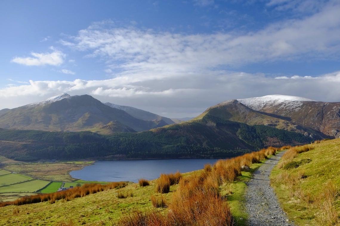 Snowdon Ranger Path - guide to snowdon routes