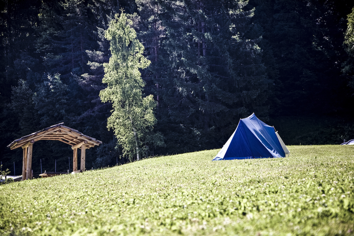 camping adventures to have at home