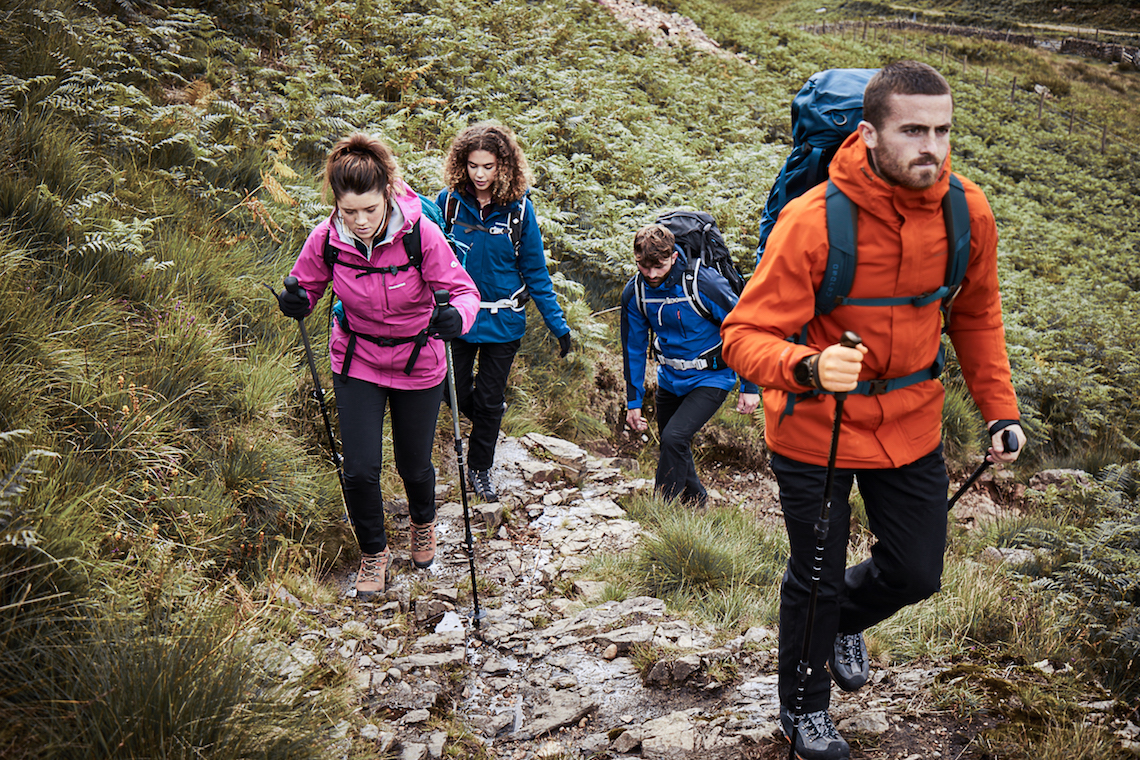 sustainable outdoor clothing