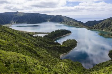 Sao Miguel on the Azores
