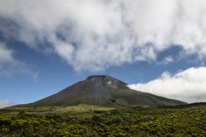 azores hiking