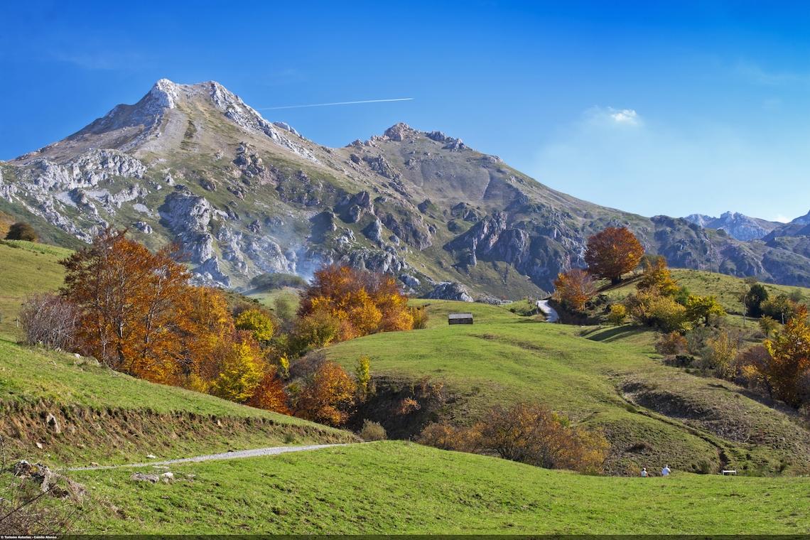 asturias hiking