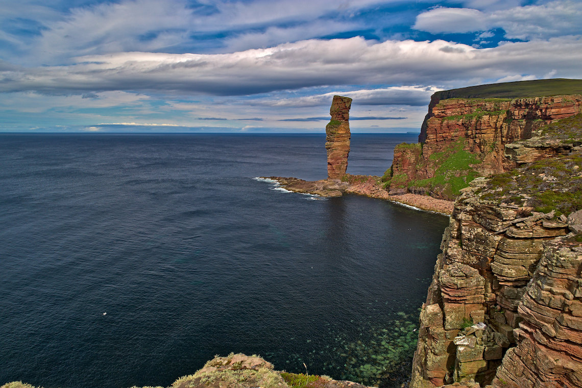 remote places in europe hoy scotland