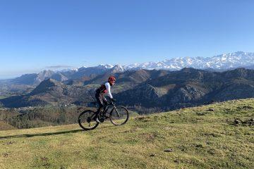 Mountain biking Asturias