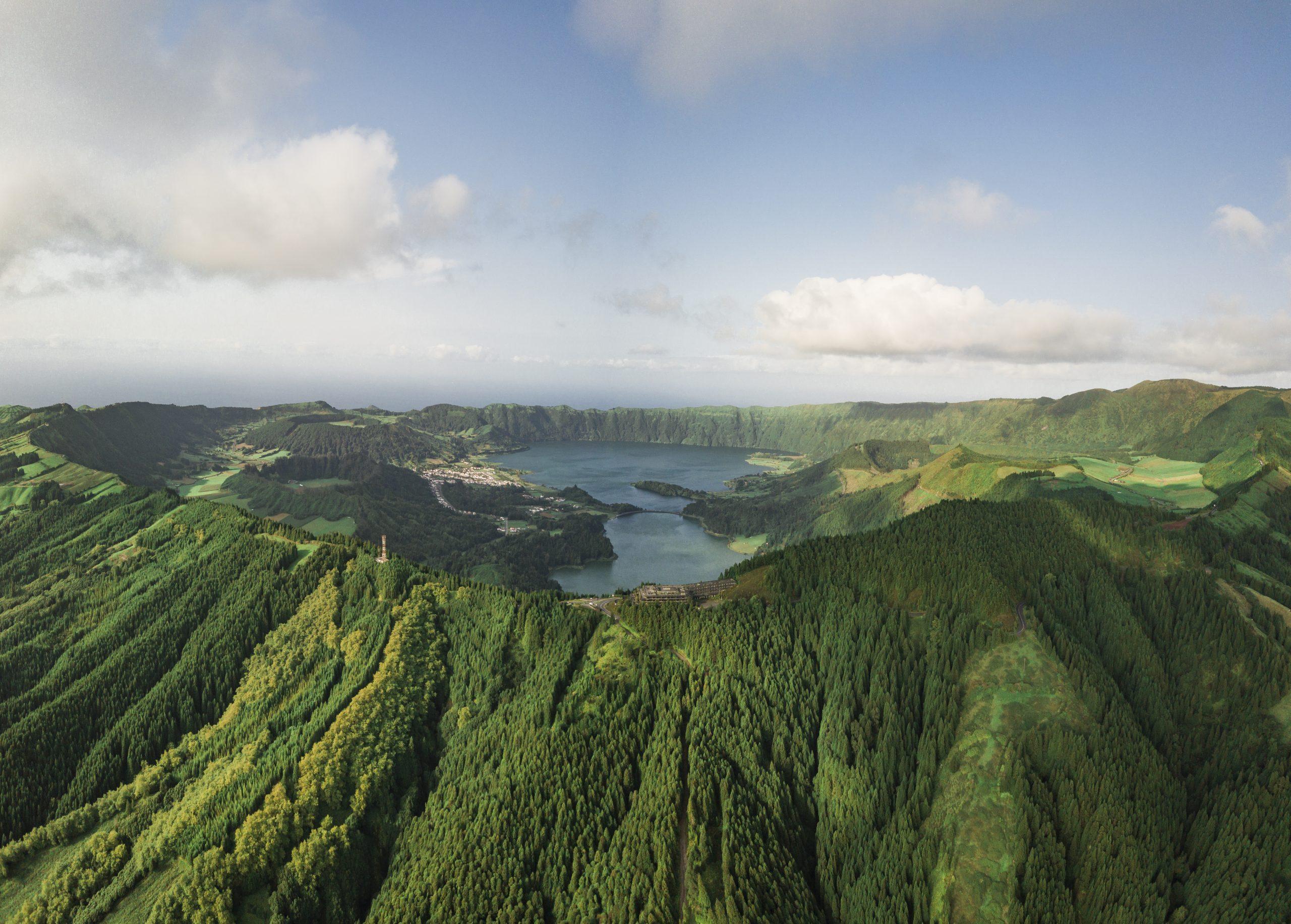 Lagoas das Sete Cidades - São Miguel ⓒ VisitAzores_Pano Azores