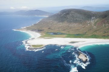Saunders Islands visit the Falklands