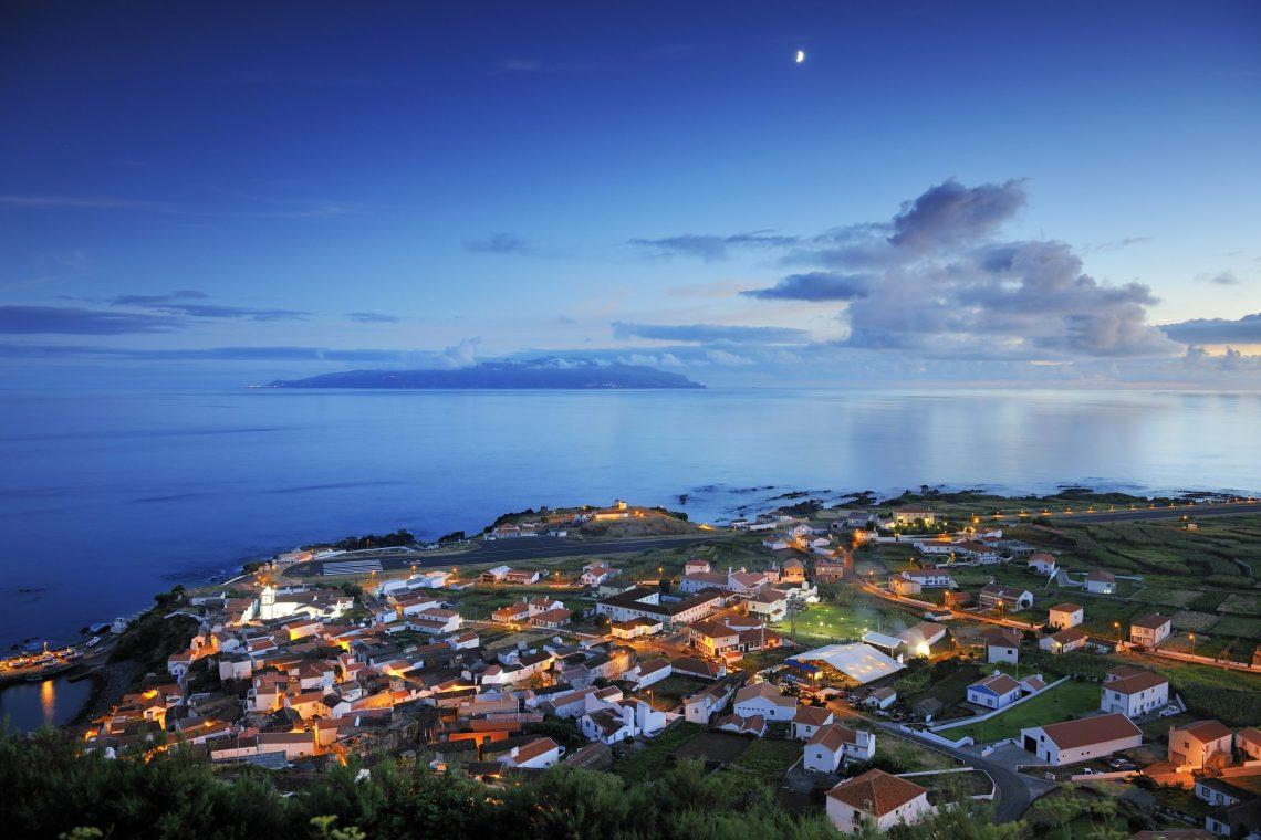 Vila do Corvo Azores