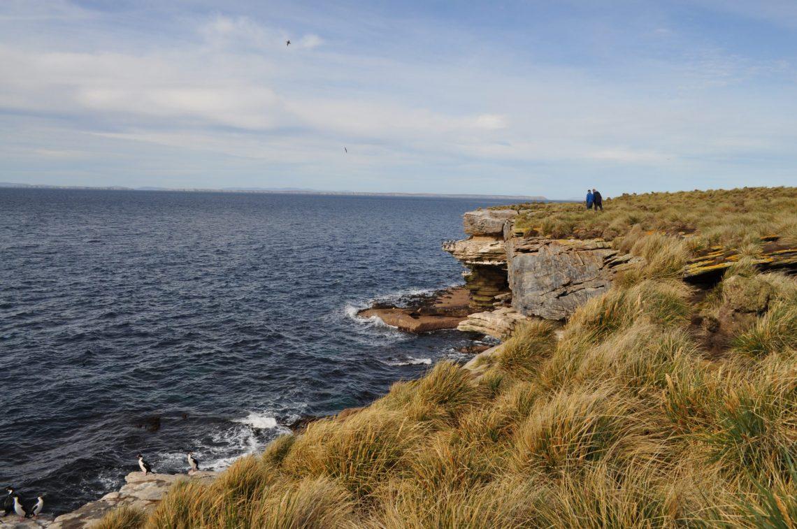 Walking the Falklands
