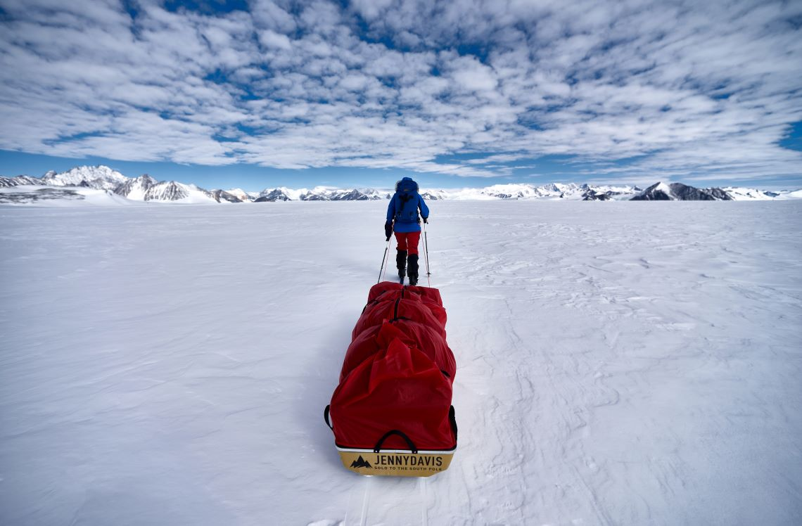 Antarctica-south-pole-expedition-equipment