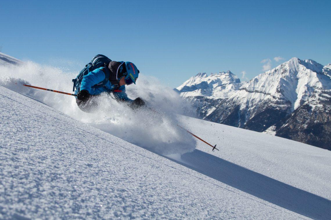 Nendaz Freeride ski
