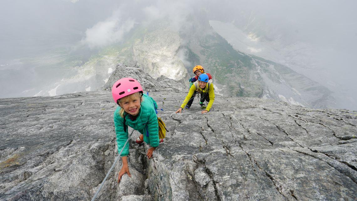 Leo-Houlding-family-North-Ridge-Piz-Badile