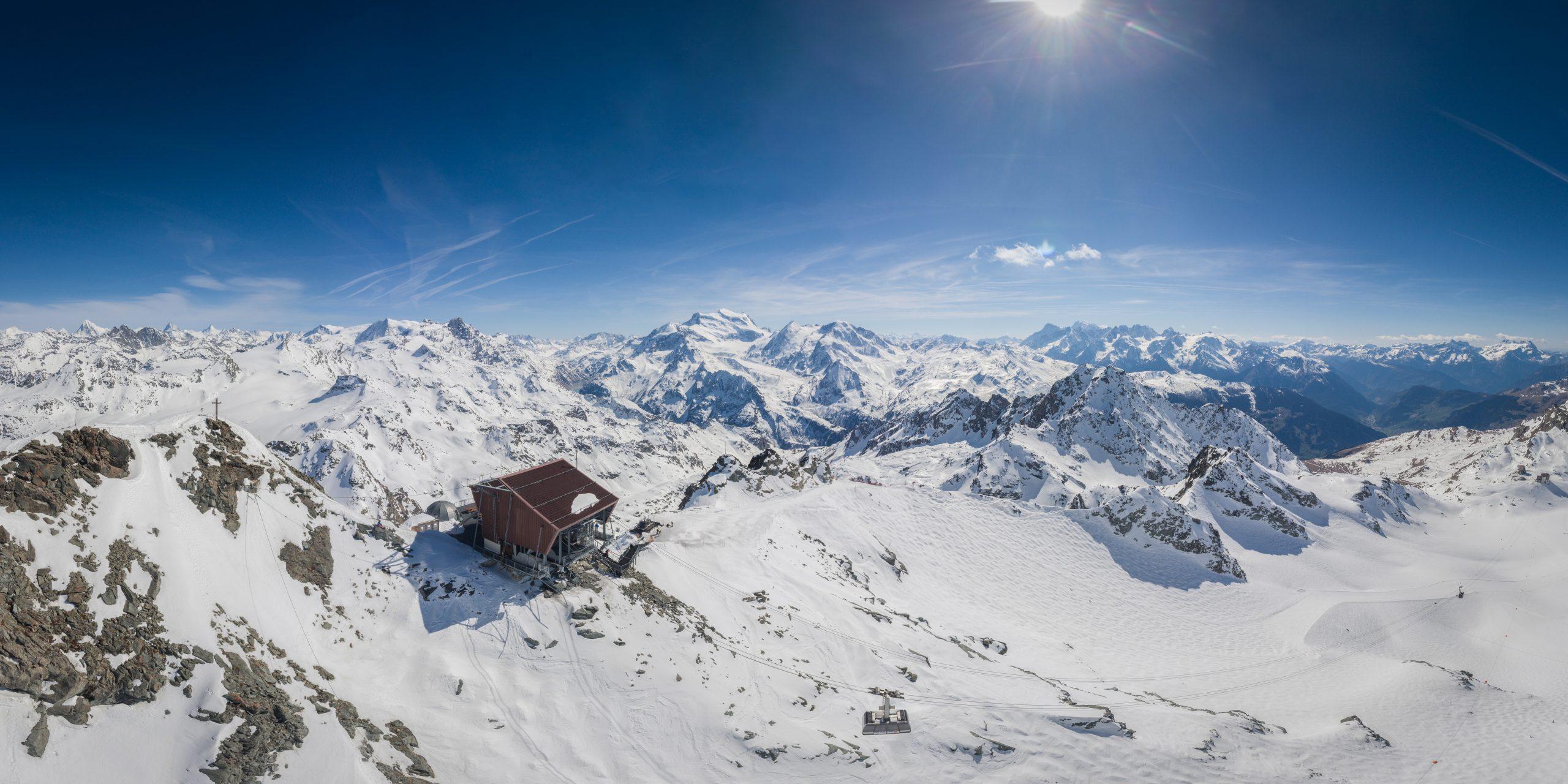 Mont Fort ski Nendaz