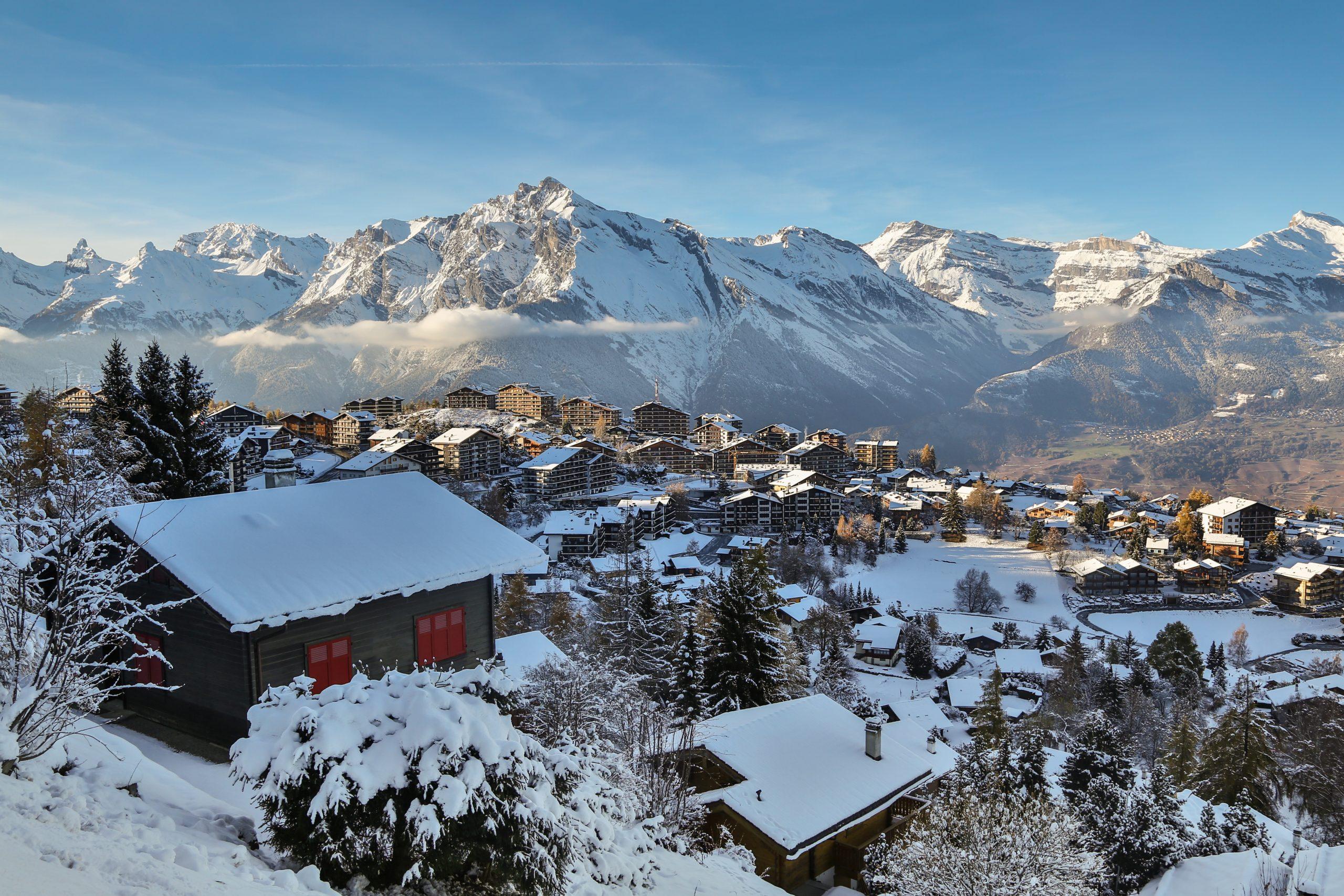 Nendaz Switzerland