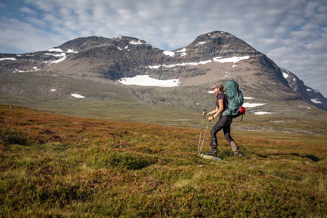 Scandinavia-Kungsleden-trail-autumn