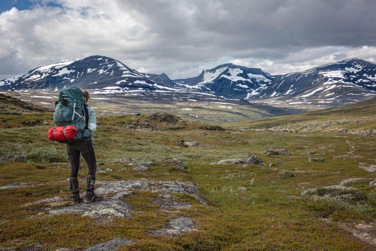 Scandinavia-backpacker