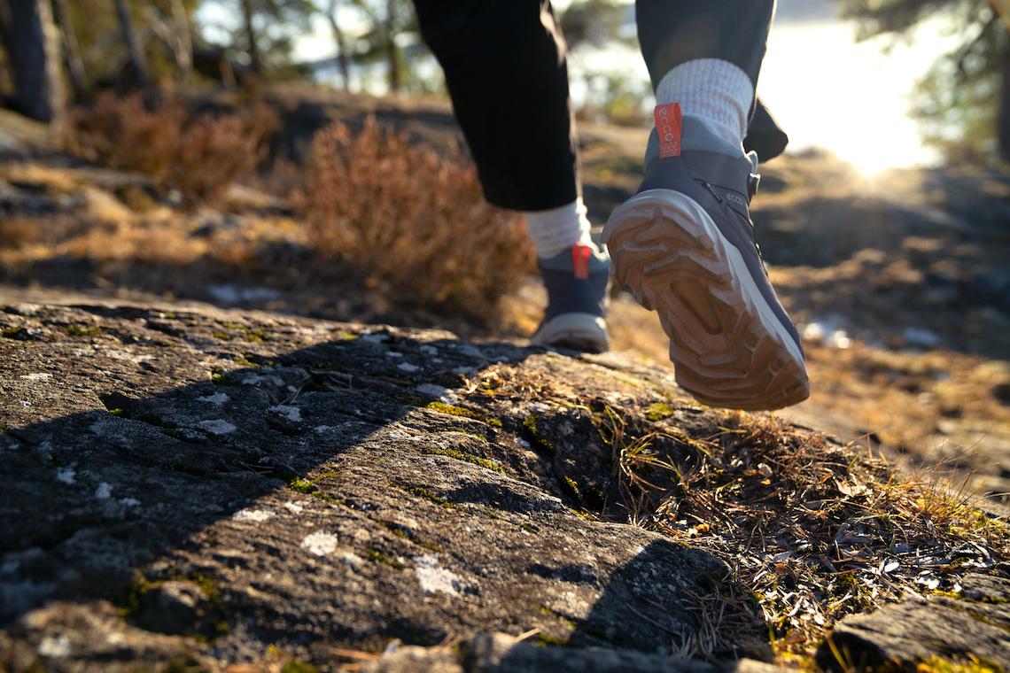 ECCO hiking shoes