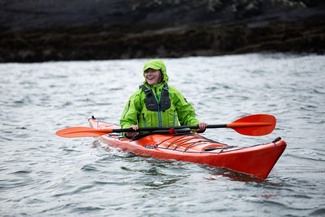 Kayaking Ireland