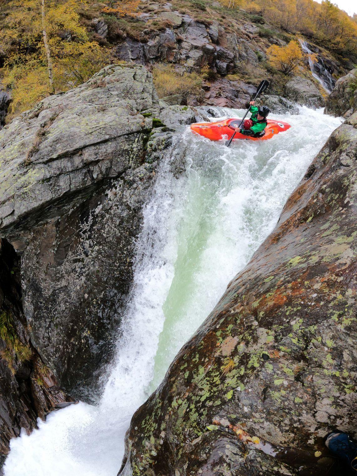 White water Kayak